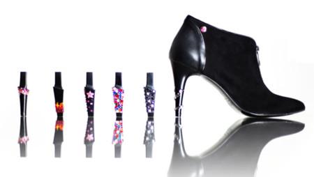 Zapatos Tacon Intercambiable Precio