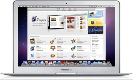 La Mac App Store podría aparecer el 13 de diciembre