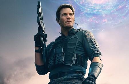 """""""La guerra del mañana tiene similitudes con ¡Qué bello es vivir!"""". Chris Pratt"""