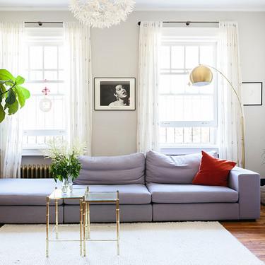 Puertas abiertas; un piso en Brooklyn que hace de la mezcla un arte