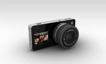 iCam = iPhone + Objetivos intercambiables ¿es posible?