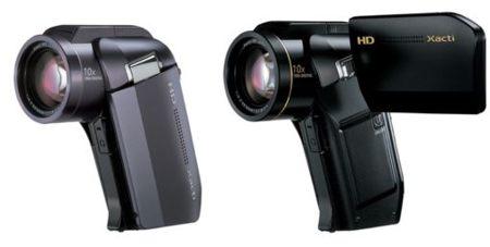 Xacti HD1010, grabación a 1080p por fin