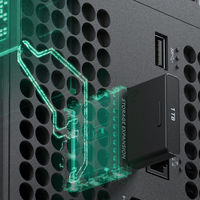 Los juegos mejorados para Xbox Series X se tendrán que instalar en el SSD interno o en estas tarjetas de memoria