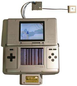 GPS en la Nintendo DS