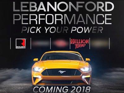 Si no quieres esperar al Shelby GT500, Ohio Lebanon te ofrece un pony de 800 hp por menos dinero