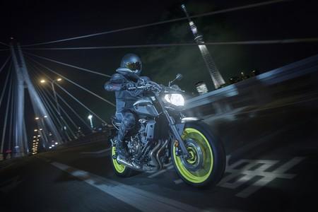 Yamaha Mt 07 2018 10