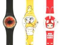 Swatch colabora con Rankin y Hiroyuki Matsuura en su nueva colección