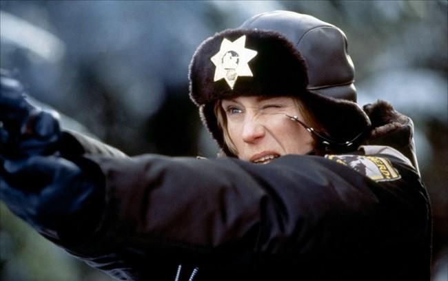 Imagen de Frances McDormand en 'Fargo'