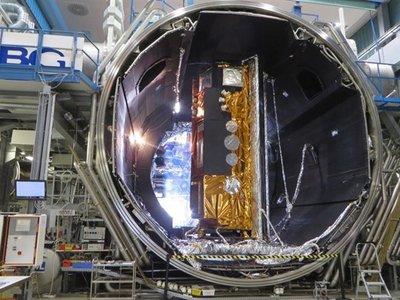 El satélite español de observación PAZ será lanzado este sábado gracias a SpaceX
