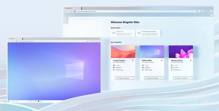 Windows 365, o cómo Microsoft quiere que ejecutes Windows desde un navegador, en cualquier PC, Mac y hasta tablets Android y iPad