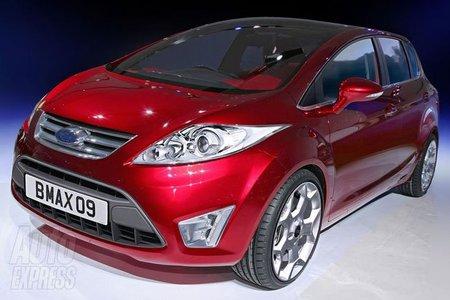 Ford B-MAX, ¿lo veremos en el Salón de Ginebra?
