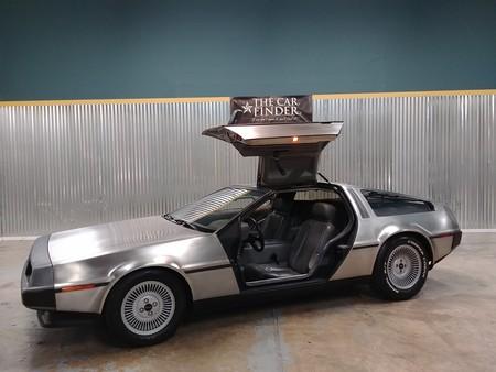 Autos De Volver Al Futuro Salen A Subasta 5