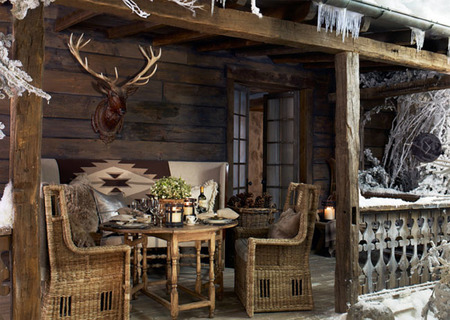 Ralph Lauren Alpine Lodge Home Collection