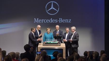 Daimler Merkel