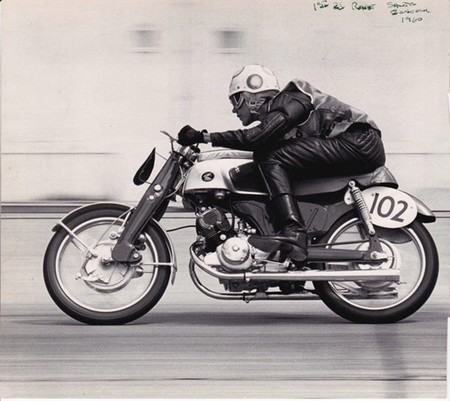 Mary Mcgee Primera Road Race Santa Barbara 1960