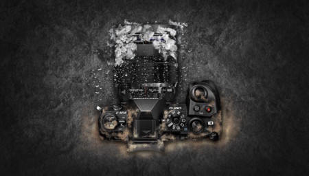 Omd E M1 Mark Ii Dustproof Splashproof Freezeproof Technology