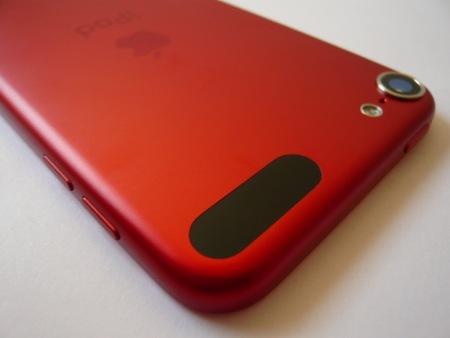 iPod touch antena cámara