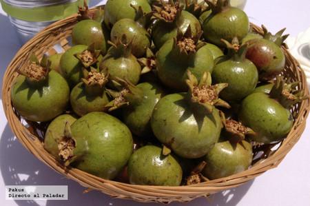 granadas verdes