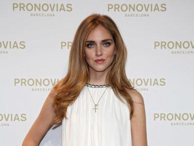 Chiara y Valentina Ferragni las invitadas 'vip' en el 'front row' de Pronovias