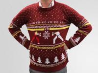 ¿Hipster y geek? No sufras, aquí tienes el jersey definitivo para estas Navidades