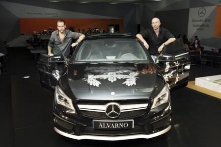 ¿Quieres ver el CLA de Mercedes-Benz personalizado por Alvarno? Pues aquí lo tienes