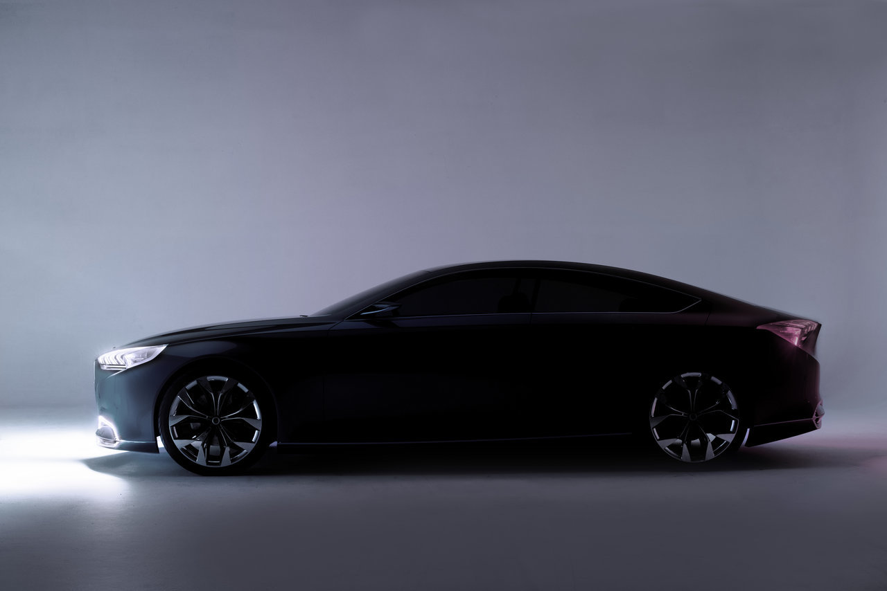 Foto de Hyundai HCD-14 Genesis Concept (12/15)