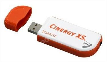 Sintonizador de televisión por USB