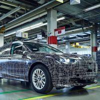 Así es como se fabrican los prototipos del nuevo BMW iNEXT