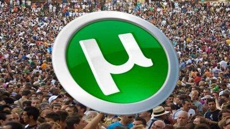 La nueva versión de uTorrent incluye el cambio automático de identidad de pares