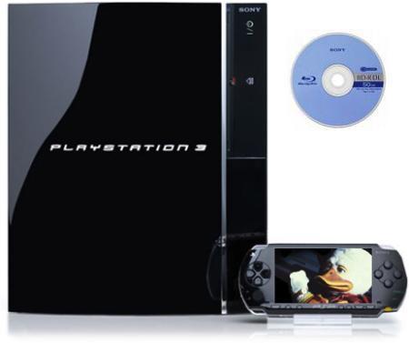 Películas Blu-Ray para la PSP