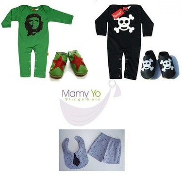 Mamy Yo Slings & etc., ropa para bebés alternativos