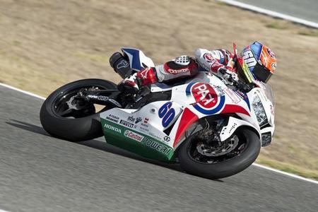 Michael van der Mark firma con el Pata Honda Team de Superbikes por dos años