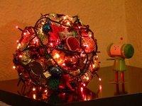 """Otro """"árbol"""" de navidad basado en un videojuego: 'Katamari'"""