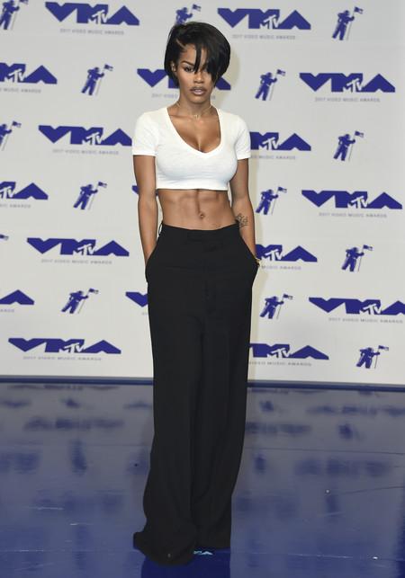 mtv vma video music awards 2017 alfombra roja red carpet Teyana Taylor