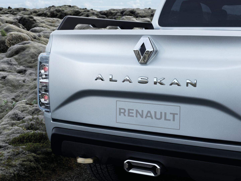 Foto de Renault Alaskan (11/15)
