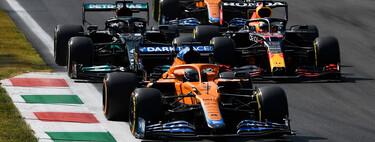 Fórmula 1 Rusia 2021: Horarios, favoritos y dónde ver la carrera en directo
