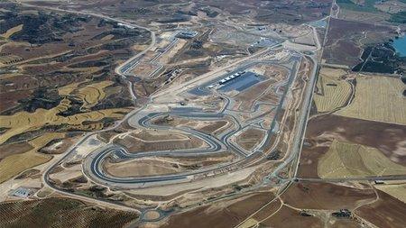 El Motorland Aragón podría haber rechazado sustituir a Corea en 2010
