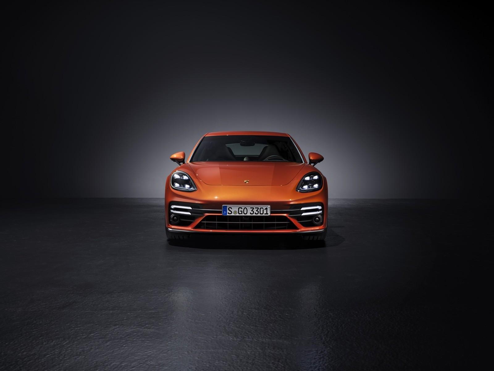 Foto de Porsche Panamera 2021 (2/57)