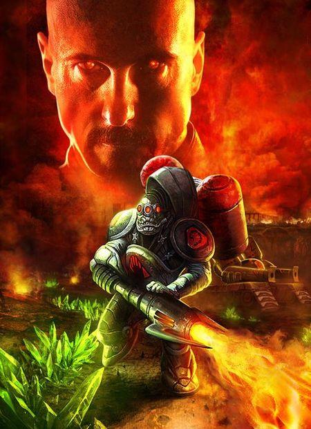 Command & Conquer 4 - Artwork