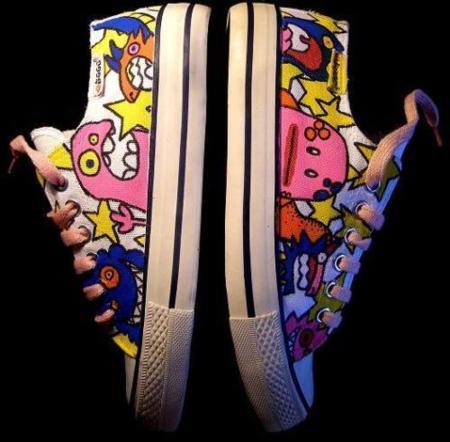 Don Gominola, zapatillas personalizadas