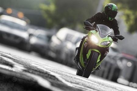 Kawasaki Ninja 300 2016