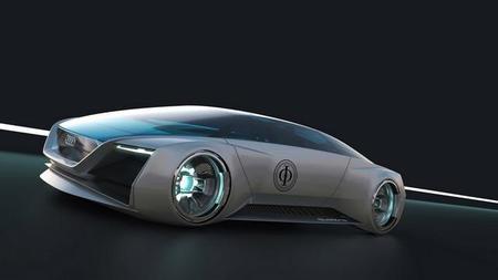 """Audi Sci-Fi para """"El juego de Ender"""""""