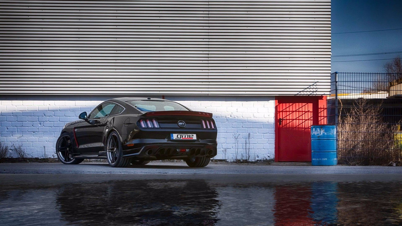 Foto de GME-Performance Ford Mustang GT (3/11)