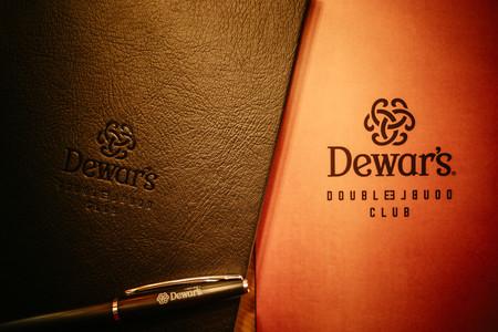 Dewar S Double Club 4