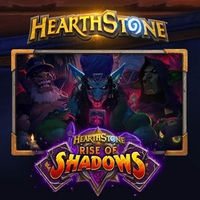Todo apunta a que la nueva expansión de Hearthstone se llamará Rise of Shadows y costará 80 euros