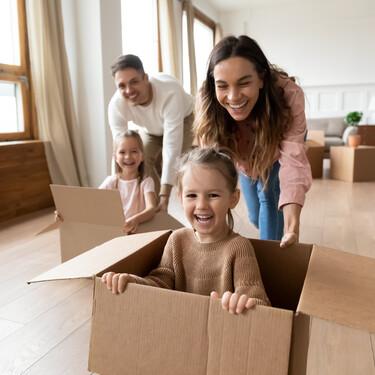 Crea momentos bonitos con tus hijos: tener recuerdos felices de la infancia ayuda a tener mejor salud física y mental