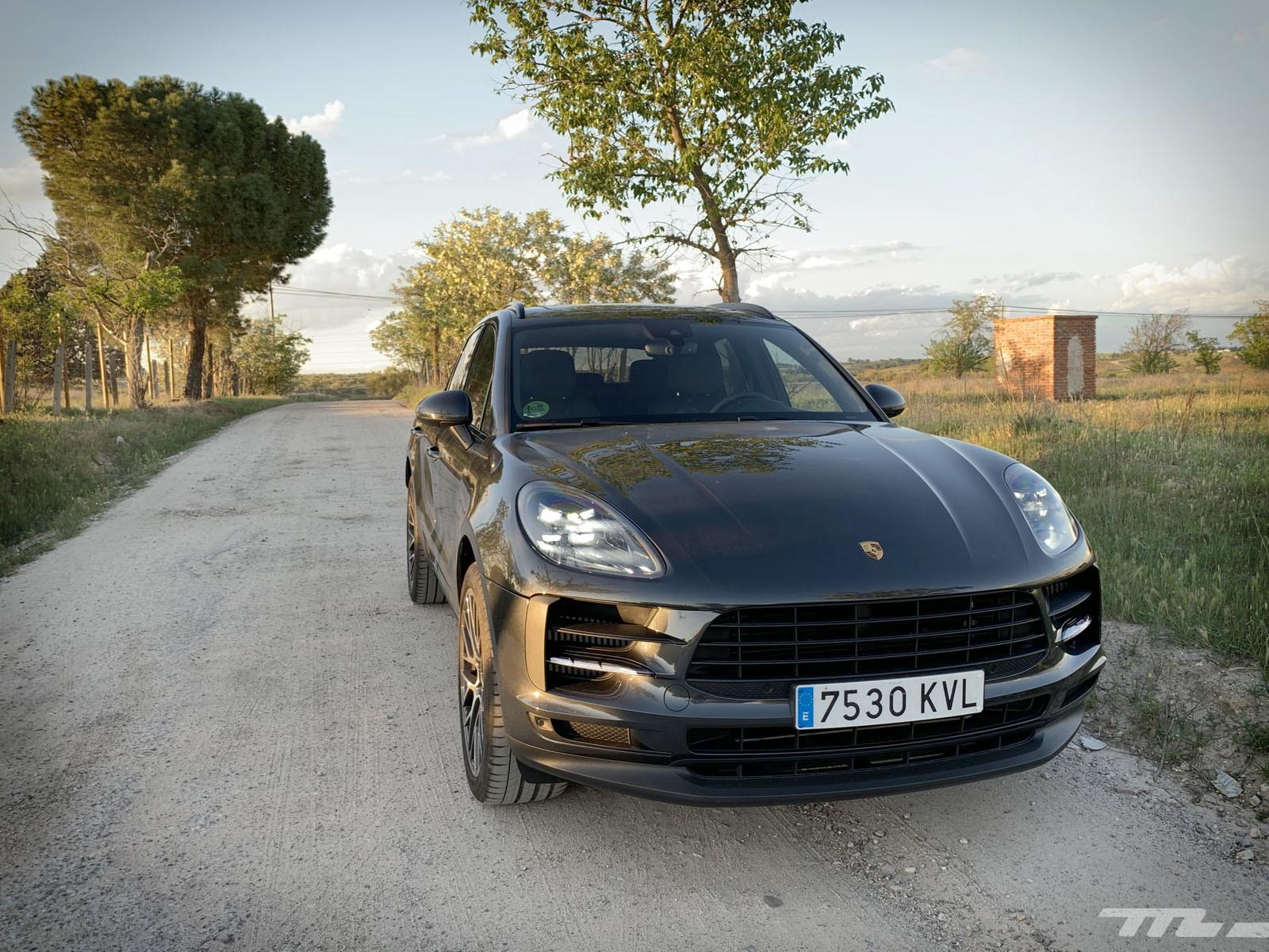 Foto de Porsche Macan S (prueba) (27/28)