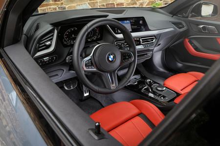 BMW Serie 1 2020 interior