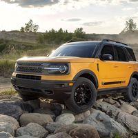 El Ford Bronco Sport es la variante SUV del Bronco con hasta 248 CV y abrebotellas incorporado