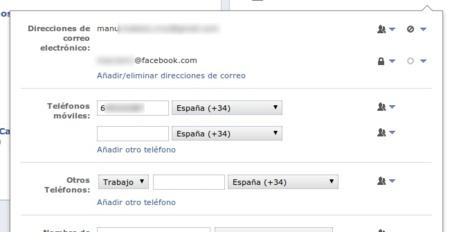 Facebook habla acerca del embrollo con los correos electrónicos en las biografías: «todo fue un error»